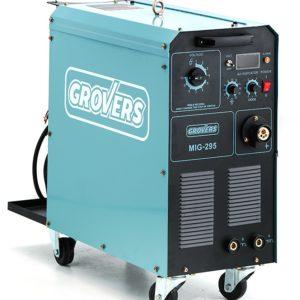 Полуавтоматическая сварка GROVERS MIG 295