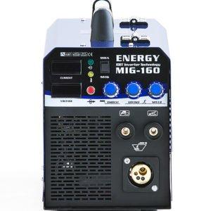 Полуавтоматическая сварка ENERGY MIG 160