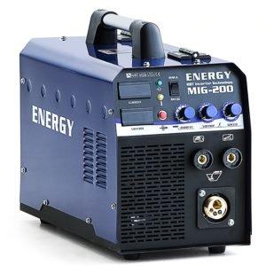 Полуавтоматическая сварка ENERGY MIG 200