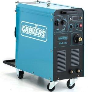 Полуавтоматическая сварка GROVERS MIG 395
