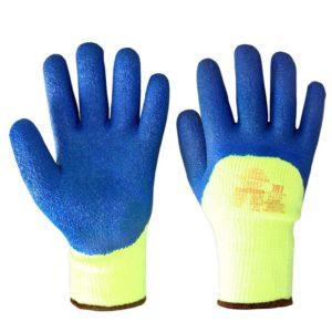 Перчатки «Комфорт» с рельефным латексным покрытием