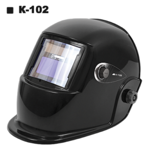 Маска сварщика КЕДР К-102, черная