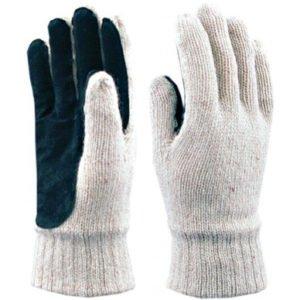 Перчатки «Хакасы» спилковый наладонник, Тинсулейт