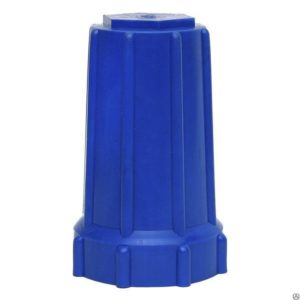 Колпак защитный — синий