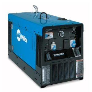 Сварочный агрегат Big Blue 400 X