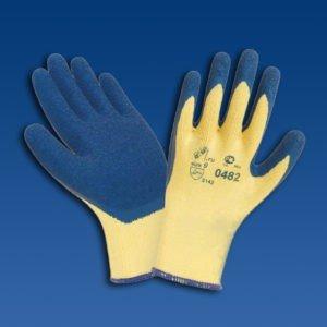 Перчатки с полимерным покрытием латекс