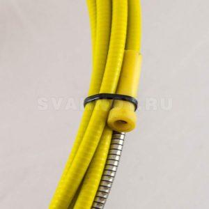 Направляющая спираль Parker PB3631 желтая с литым ниппелем