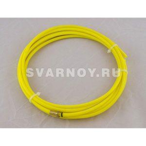 Тефлоновая спираль Parker PB3626 желтая