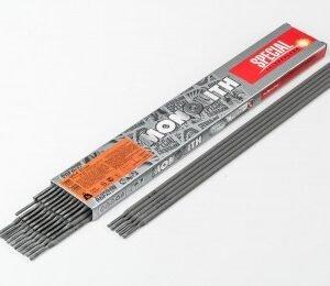 Электроды сварочные ЦЧ-4 Ø4 мм: уп 1 кг