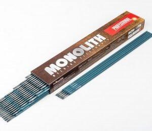 Электроды сварочные Монолит Ø4 мм: уп 5 кг