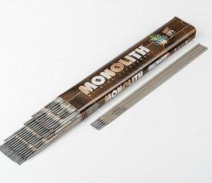 Электроды сварочные Монолит РЦ Ø3 мм: тубус 2.5 кг