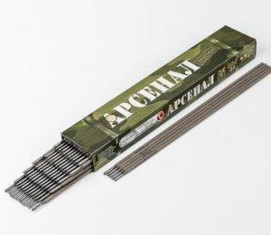 Сварочные электроды МР-3 АРС Ø 4 мм: уп 5 кг
