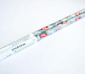 Электроды сварочные ЦЧ-4 Ø3 мм: мини-тубус 3 шт