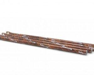 Электроды сварочные Монолит РЦ Ø2.5 мм: мини-тубус 4 шт