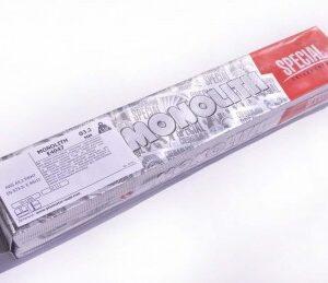 Электроды сварочные Monolith E 4047 Ø3.2 мм: вакуумная уп 1.1 кг