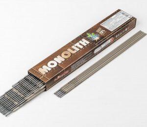 Электроды сварочные Монолит РЦ Ø4 мм: уп 2.5 кг
