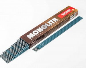 Электроды сварочные Монолит Ø2.5 мм: уп 2.5 кг
